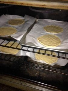 pic-4 pans into the oven web