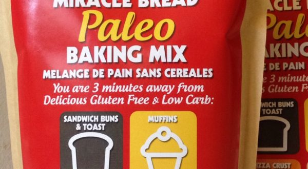 Recipes: LMB Original Keto/GF/Paleo BAKING Mix